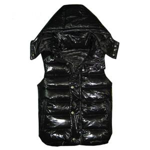 yelek Klasik tüy weskit ceket aşağı Yeni Tasarımcı Erkekler ve kadınlar kış rahat yelekler ceket womens