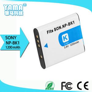 fabricants de haute qualité vendent directement la batterie pour appareil photo numérique Sony pour Sony NP-BK1 / NP-FK1
