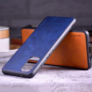 caso para Samsung Galaxy Samsung Galaxy A8 A9 J8 Além disso 2018 Nota extile 9 10 Lite A10 A520 A51 A71 S20 Plus Ultra Suave