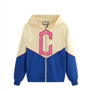 Men's Sweater Hoodies New Hoodies for Men Sweatshirt Casual Contrast Color Women's Clothes with Letter M-2XL Free