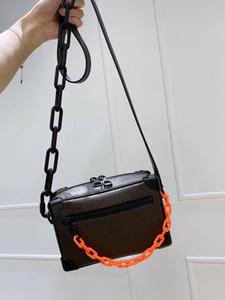 2019 nuovissima borsa a forma di catena di moda firmata borsa femminile di marca famosa borsa da donna di lusso borse da hobos a tracolla firmate