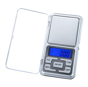 Mini Digital Electronic Scale 200g 0.01g Jewelry Diamond Scale Balance Scale LCD Display with Retail Package