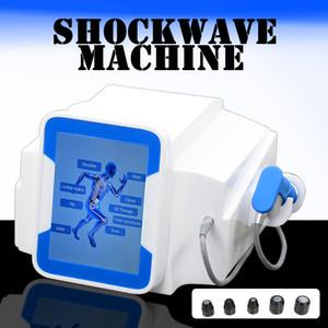 Akustik Şok Dalga Tedavisi Makinesi Fizik Tedavi Makine Kas Stimülasyon Zayıflama Pnömatik Shockwave Tedavi Sağlık İçin