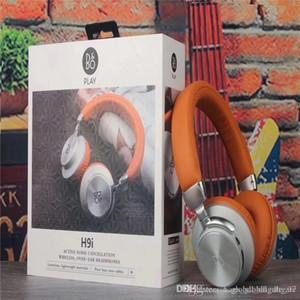 BO H9I Беспроводная связь Bluetooth шумоподавление Earbuds Музыка Спортивные наушники 3 цвета Bluetooth Car Kit Pure Bass нуля кабели H01