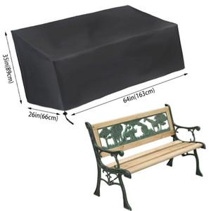 2020 Meubles de patio étanche Couverture Oxford Tissu extérieur Table Chaises Banc Canapé ombre Salls