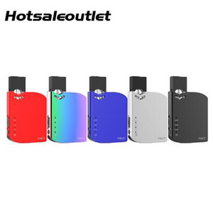 ECT Robin Pod Starter Kit 420mAh Battery Variable Voltage Vape Kits With 0.5ml Empty Cartridge 100% Authentic