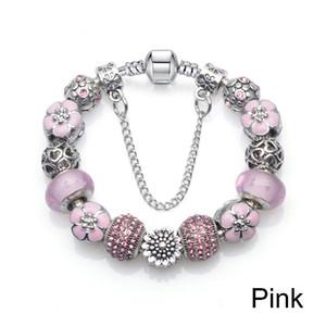 يوم الحب بالجملة، سوار الأم هدية سوار مناسبة للمجوهرات باندورا نمط