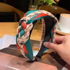 INS Sıcak satış kadınların saç kadın kafa bandı için Butik kızlar tasarımcı saç bandı prenses tasarımcının kafa bantları saç aksesuarları yapışır