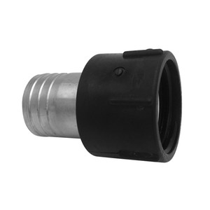 """1000L IBC Water Tank Adaptor Garden Hose Connector StainlessSteel Joint S60 to Export --45mm 1.77""""; 60mm 2.36"""""""