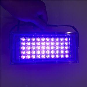 Ultraviyole sterilizasyon lamba LED sel ışık kapalı 50W su geçirmez sterilizasyon ve öldürme lamba sinek