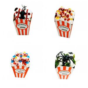 Spécial Jouets Popcorn Halloween Souris Artificielle Nouveau Style Mousse Décoration Bars Maison Hantée Décorer Drôle Jouet 4 2cyH1