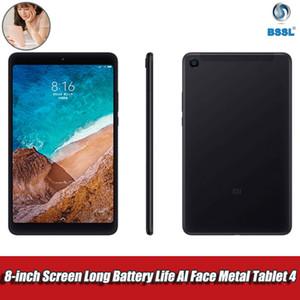 Ikinci el Orijinal Xiaomi Mi Tampon 4 32GB / 64GB kusurları 6000mAh Aslanağzı 660 AIE işlemci Qcta çekirdek 8 inç ekran ile 95%-yeni tabletler PC