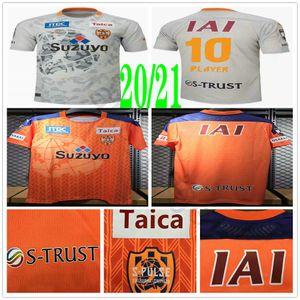 2020 2021 Шимизу S-Pulse Soccer Jerseys Takeuchi Elson Dutra D.douglas Custom 20 21 Япония J League S Pulse Home Away Футбольная рубашка