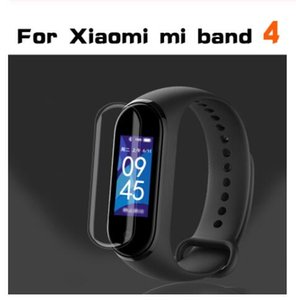 Mi Band 4 Screen Protector Film For Xiaomi Mi Band 4 Smart Wristband MiBand 4 Bracelet Screen Protector Not Tempered Glass