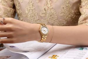 2020 CRRJU 톱 브랜드 명품 시계 쿼츠 시계 라인 석 방수 여성 시계 여성 명품 시계를 손목 시계