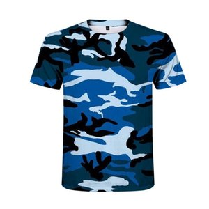 2020 Red green camouflage Clothing 3d Printed Tshirt Men Women Short Sleeve T-shirt Brand Top T shirt Funny Tees Asian size 6xL