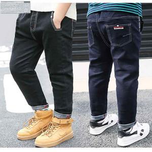 дети мальчики дизайнер зимние брюки дети роскошные дизайнерская одежда мальчики детские повседневные брюки спортивные брюки джинсы