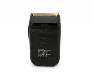 Kemei KM-2024 shaver men's beard trimmer wet and dry dual blade reciprocating electric shaver hair aparador de pelos bwkf QiRoY