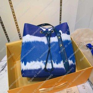 3 colori di lusso del progettista borse borse escale borsa a tracolla borse della borsa progettista neonoe vera pelle di 2020 donne di lusso