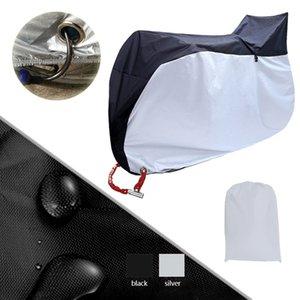 Copertura della bici bici della copertura della pioggia impermeabile anti polvere parapioggia UV con un sacchetto di immagazzinaggio per Mountain Motorcycle