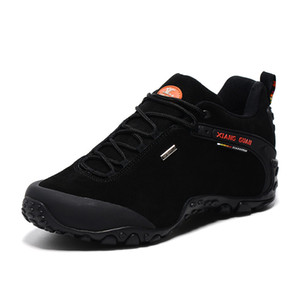 Men Hiking Shoes Women Outdoor Camping Tactical Boots Winter Waterproof Sport Climbing Mountain Hunting Trekking Sneakers