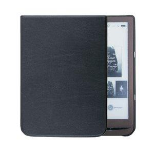 Tablet Caso + Presentes T190711 magnética capa para Pocketbook 740 7.8 polegadas Inkpad 3 E-book Auto / acordar
