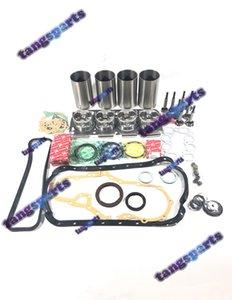 5K Motor Rebuild-Kit mit Ventilen in guter Qualität für TOYOTA Motorteile Dozer Gabelstapler Baggerlader usw. Motorenteile-Kit