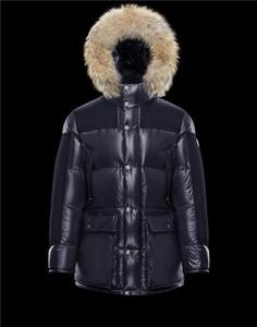 Haut pour hommes 2018 Copy FREY Down Parka Noir Marine Olive Manteau d'hiver Veste Arcticparka Vente en ligne