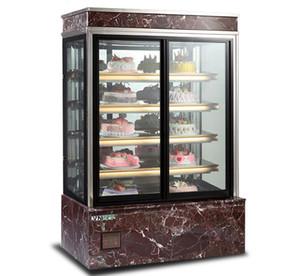 armoire gâteau vitrine réfrigérée frais commerciale armoire alimentaire européenne Snack fruits de l'équipement de l'usine et la transformation des légumes