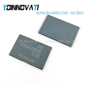 Ücretsiz kargo 50pcs / lot K9GAG08U0E K9GAG08UOE-SCBO K9GAG08U0E-SCB0 TSOP48 IC En iyi kalite