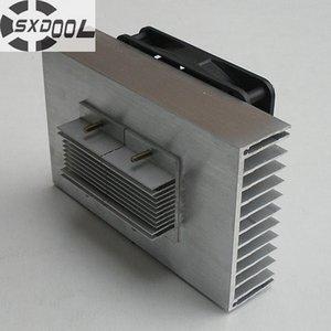 SXDOOL Cooling! DIY système de réfrigération Peltier climatiseur / dissipateur thermique pour système de refroidissement