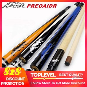 Wholesale-NEW PREOAIDR 3142 Brand Break Punch Jump Cue Pool Billiard Stick Kit Durable 13 MM Tip 147.5 CM and 139 CM Options China 2019
