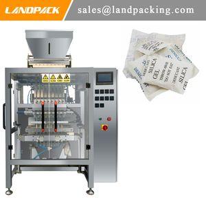 La plupart des prix concurrentiels Nouveau style déshydratant Multi Lane Machine de conditionnement de sachet Machine de conditionnement de granulés secs