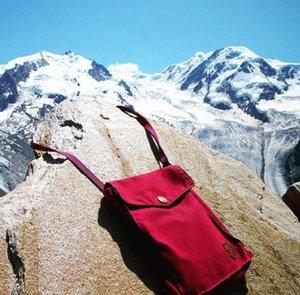 Designer bags ShoulderBag Fjallraven Kanken Pocket Multifunction Canvas Bags Unisex Schoolbag Waterproof Outdoor Sports Bags Outlet