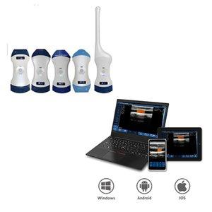 Wi-Fi Connect principal dobro Probe Type Mini Wireless Ultrasounder