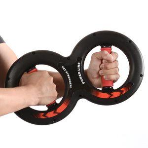 Apretón de mano de antebrazo multifuncional Gripper Entrenador de muñeca Fortalecedores Gimnasio Gimnasio Equipo de musculación antideslizante