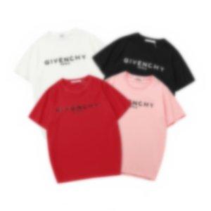 Applique T-shirts Men Summer Casual Tee Eagle T-shirt Short Sleeve White Black Tee