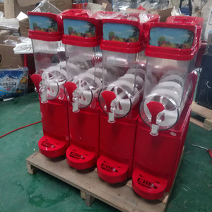 New four cylinder large capacity smoothie juice machine snow melting machine sold at low prices 220V 110V