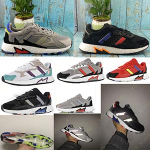 Erkek kadın Orijinalleri işıklı Asterisk Kolektif Tresc Run Eğitmenler Tasarımcı Spor Eğitmenler Sneakers Boost ile alt 36-45