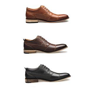 Männer kleiden Schuhe Patent Rindsleder schwarz Männer Faulenzer Marken Hochzeit formale Parteischuhe für Herren toe Kleid Schuhe spitz