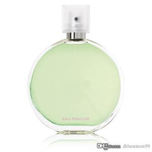 Mulheres Perfume Perfumes A Nova Versão do Acaso Cor Verde 100 ml Fresco Floral Fresco de Alta Qualidade Entrega Rápida e Gratuita