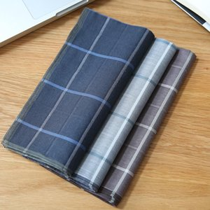 Handkerchief Men's 43cm Pequeño algodón * Handkerchief 43 Square Square USLGR