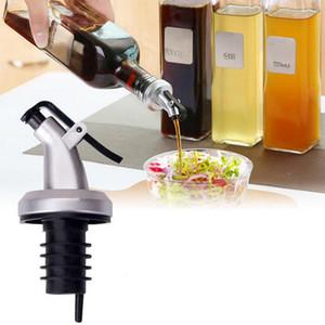 Bottiglia di olio tappo spruzzatore distributore di liquori Vino versatori Flip Top Birra tappo della capsula Tap Faucet Barista Bar Accessori Strumenti DBC BH2966