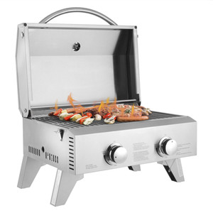 Ship from USA Stainless Steel Electric Griddle Grill Countertop Hot Plate Commercial BBQ