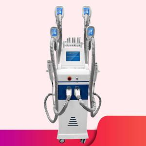 Профессиональный 4 головки Cryotherapy уменьшая тучное замерзая тело липосакции ваяя Lipofreeze потеря Wight Cryo уменьшая машину CE / DHL