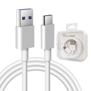 USB-Kabel c Schnellladung Typ-c Erweiterungsdaten-Sync-Ladekabel für Samsung Micro-USB-Kabel mit dem Kleinverpacken 1m 2.4A Kabeln