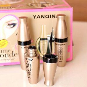 eyeliner per il trucco Low eye fodera per occhi liquido Penna Cosmestic Waterproof Eyeliner nero Matita per occhi liquida a lunga durata