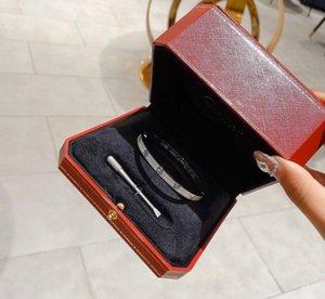 2020 collana di colore AMORE doppio pendente del cerchio in oro rosa d'argento per le donne del collare dell'annata dei monili di costume di scatola originale set # 019