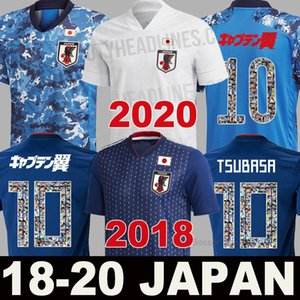 2020 2021 Japonya futbol forması deplasman 20 21 karikatür numarası Minamino ATOM Tsubasa Kagawa Okazaki Nagatomo Hasebe milli takım Futbol Gömlek