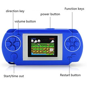 Dropship game console With 268 Different Games 2 Inch Screen Child 502 Color Screen Display Handheld Game Consoles Game Player